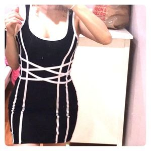 G by guess bodycon dress